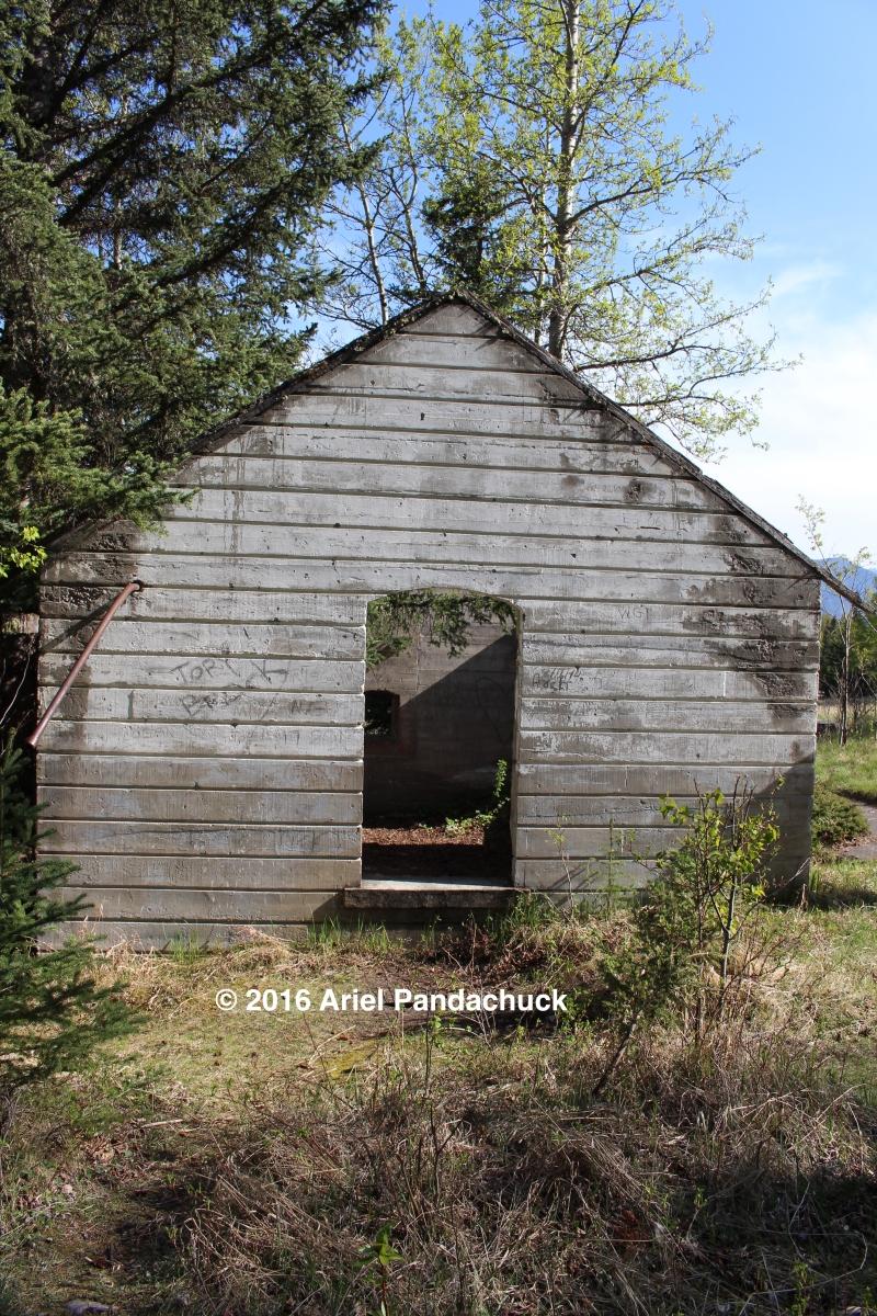 Bankhead, Alberta -- Banff National Park