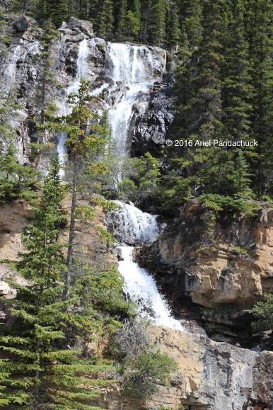 Tangled Falls, Jasper, Alberta