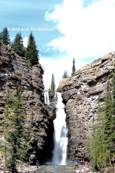 Big Horns Falls, YaHa Tinda