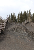 Quite a few stairs.