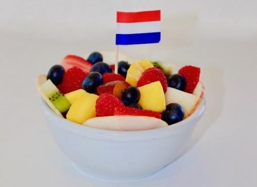 Fruit Cup @ Pfanntastic Pannenkoek Haus