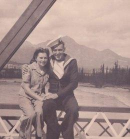 My great grandpa and grandma