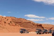 Tour trucks